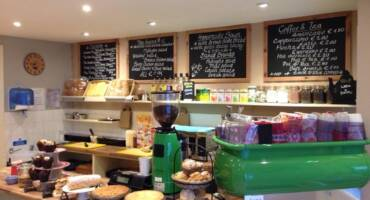Restaurants & Café's